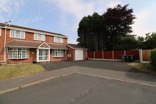 De Marnham Close, West Bromwich, West Midlands, B70 6RJ